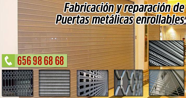 Cierres Metalicos Enrollables